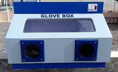 Laboratory Glove Box Inoculation Chamber Aseptic Cabinet Laboratory Bio Safety
