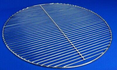 Grillrost Edelstahl Grill rund  für 47/57 cm Kugelgrill 2. WAHL