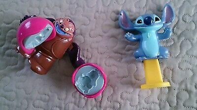 lilo & Stitch Play-doh dough accessories lot Disney