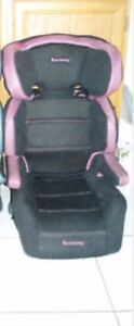 Harmony high back booster seat