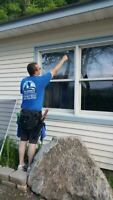 Make 8-13K This Summer, Washing Windows & Cleaning Eves