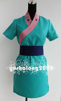 Tsunade Cosplay Kostüm (NARUTO Tsunade Cosplay costume Kostüm cartoon anime Kimono Jugend Childhood)