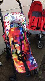 Cosatto pixalette stroller/pushchair
