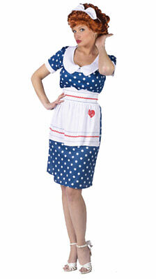 Adult I Love Lucy Sassy Lucy Costume ](I Love Lucy Costume)