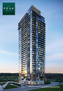 The Peak at Emerald City in North York(Don Mills & Sheppard Ave)