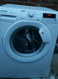 Hoover Dyn8164D washing machine 8kg load good condition