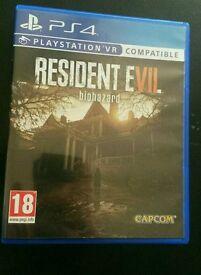 Resident evil bioshock ps4