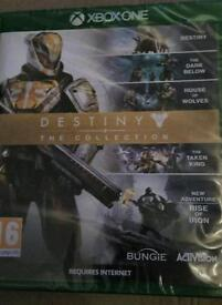 Destiny The Collection Xbox One NEW SEALED