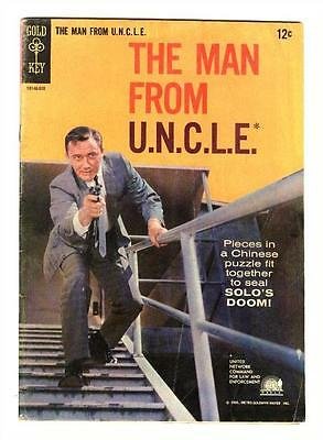Man From Uncle 2  Fn   Fortune Cookie Affair  Free Shipping With Bin