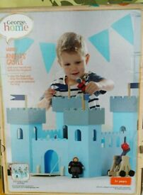 George Home Knights Castle n Knights Castle set