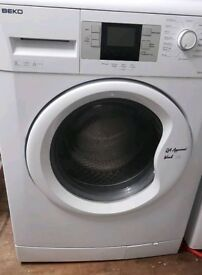 Beko washing machine appliance washer 6kg 7kg 8kg 1200 1400