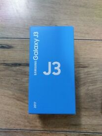 SAMSUNG GALAXY J3 2017 UNLOCKED BRAND NEW