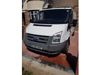 FORD TRANSIT FOR SALE ! new price ! very good condition , private