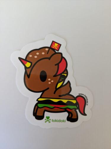 tokidoki sticker - Slider Unicorno