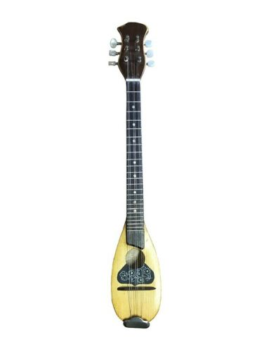 Baglama Greek Traditional Music Instrument Handmade Small Bouzouki Pegasus Music