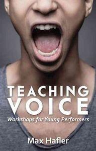 Teaching-Voice-von-Max-Hafler-2016-Taschenbuch