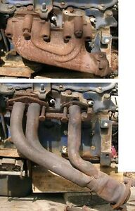 Headers for Ford 2.8L V6 Motor