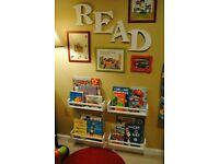 children's bookshelves IKEA