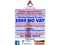 No Sale No Fee £695 . Call 01253 365910