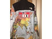 North Face x Supreme Jacket (World Map 2003 Edition)