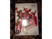 Wii High School Musical 3 Dance Senior Year