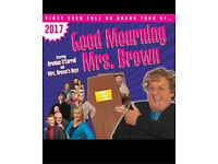 Live Mrs brown tickets
