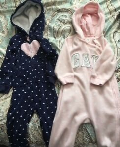 Baby girls 18-24 months clothing.