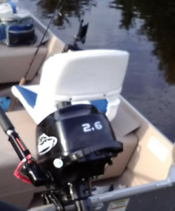 Outboard motor for trade