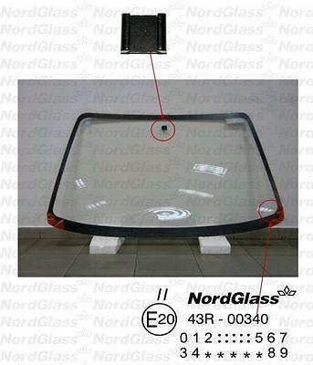 Nissan Micra II K11 Frontscheibe//Windschutzscheibe grün+Blaukeil+Sh Autoglas neu