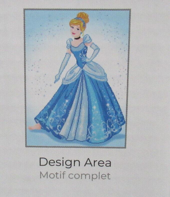 DIAMOND DOTZ Disney CINDERELLA Diamond Embroidery Facet Art Kit