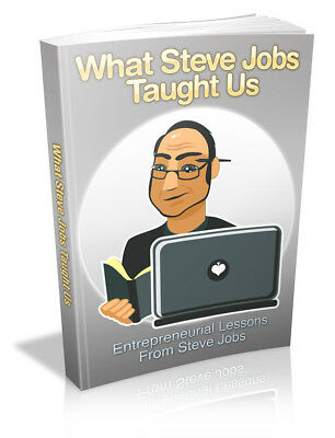 What Steve Jobs Taught Us (Ebook) ()