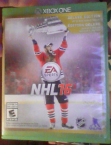 NHL 16 Xbox One! For Sale Or Trade!