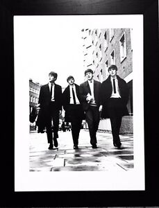 "Cadre The Beatles 36"" x 28"""