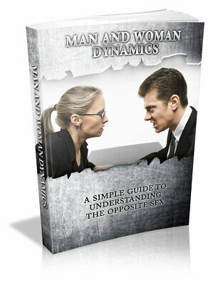 Man And Woman Dynamics eBook PDF Resell Rights +10 Valuable Free E books