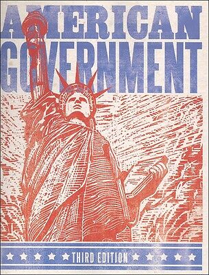 BJU Press American Government Student Text - 515775