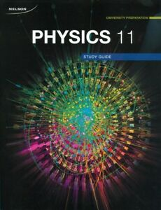 Physics 11 Nelson Study Guide