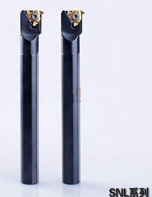 Snl0020r22 20x200mm Left Hand Threading Turning Boring Bar Holder For 22er