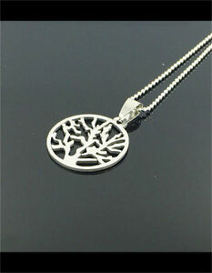 Stainless steel, black waxed cord,silver plated pendant necklace Kitchener / Waterloo Kitchener Area image 3