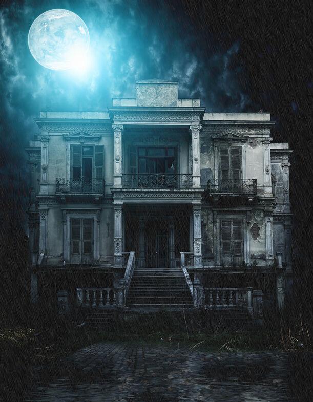 Top 6 Haunted Houses In America Ebay