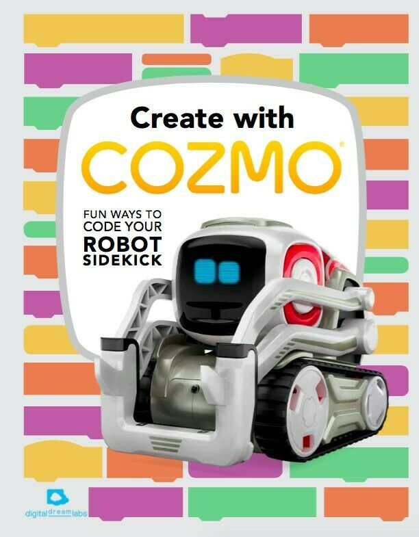 create with cozmo. (All SALES FINAL NO RETURNS)