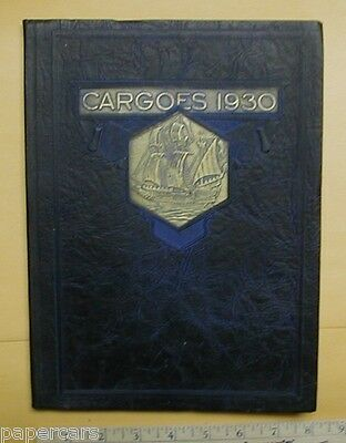 1930 Hamburg High School Yearbook Annual Erie County New York Ny Vintage Book