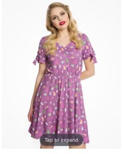 Retro style dresses from Lindy Bop (brand new with tags)