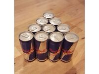 Red Bull Energy Drink Original 250 ml Pack x10