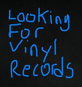 LOOKING FOR VINYL RECORDS FROM ANY ERA Cambridge Kitchener Area image 1