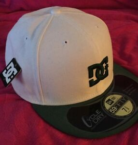 New dc fitted hat