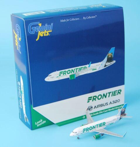 1/400 GJ FRONTIER A320 N227FR