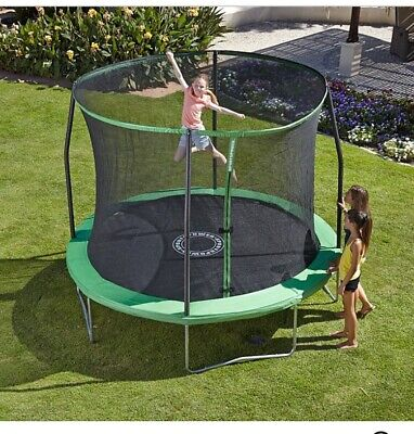 Sportspower Trampoline 8ft With Enclosure! Brand New! See Description