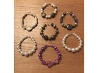 Hand crafted bracelets