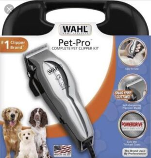 Wanting a dog shaver