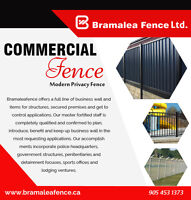 Best Commercial Fence Toronto